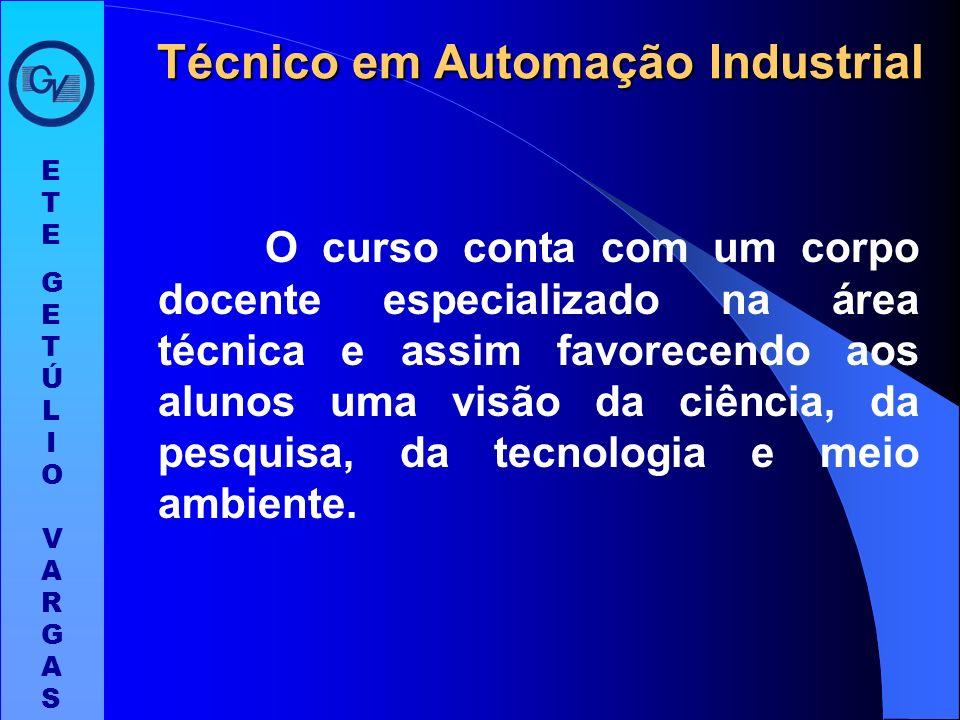 Módulo II : Operador e Reparador de Circuitos Automatizados. Perfil Profissional: O Operador e Reparador de Circuitos Automatizados identifica métodos