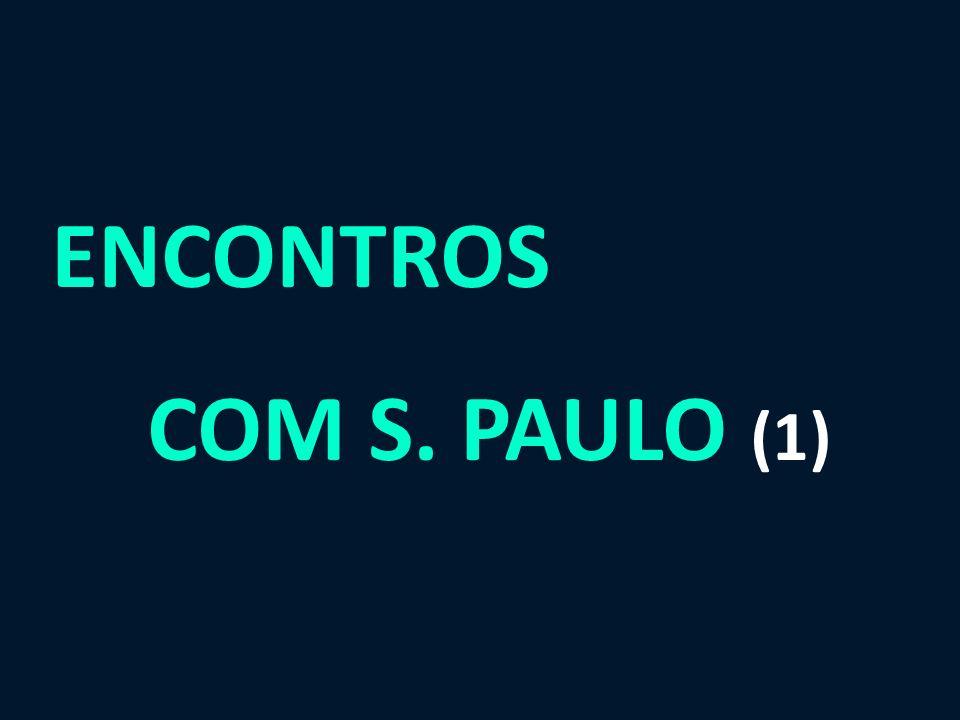 ENCONTROS COM S. PAULO (1)