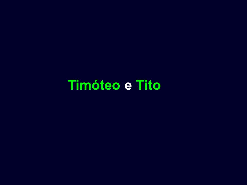 Timóteo e Tito