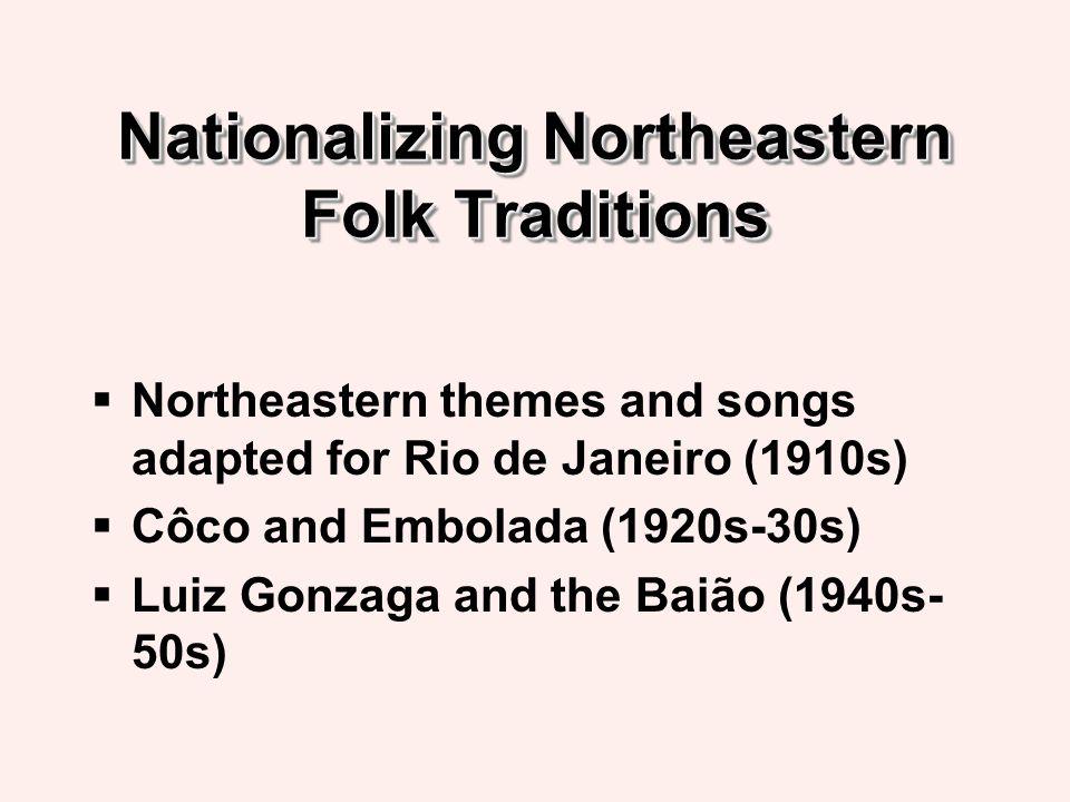 Catulo da Paixão Cearense Reformer of the modinha Stylized adaptations of Northeastern folk music traditions Romantic visions of the Sertão Luar do Sertão (1863-1946) WebPage