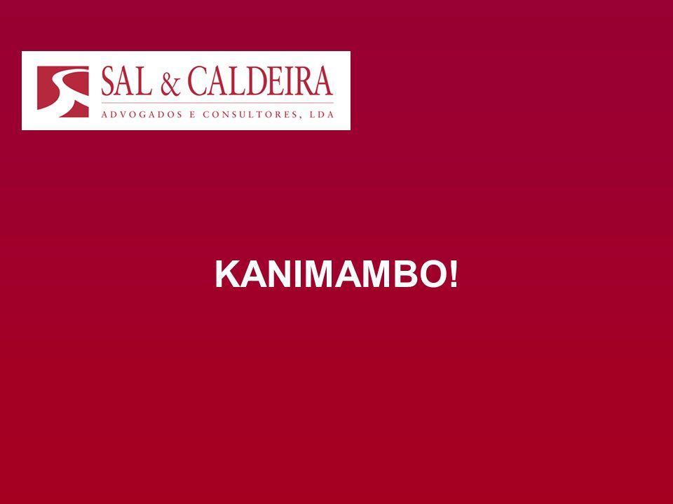 KANIMAMBO!