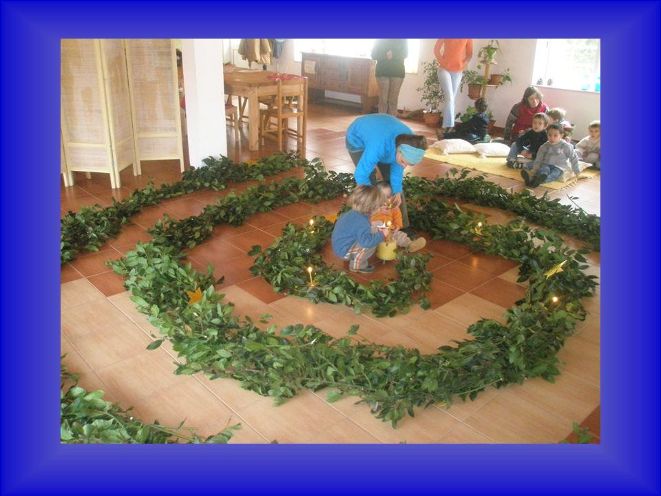 Festa de Natal Apresentação da história «A estrela de Ouro» pelo grupo de teatro de marionetas «Ao som da HARPA»