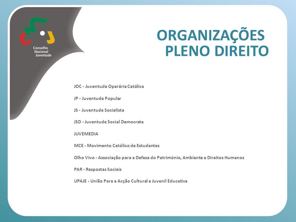 Até finais de Fevereiro: Realização de 5 encontro regionais (Região Norte, Centro, Sul, Regiões Autónomas da Madeira e Açores ).