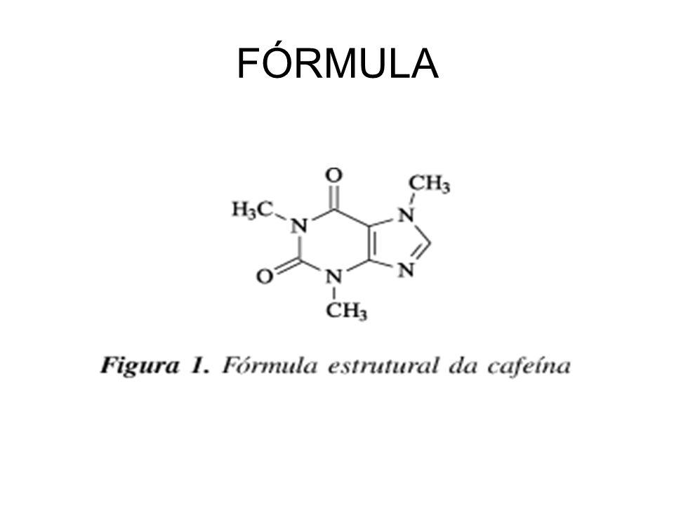 Efeitos fisiológicos da atuação da cafeína no organismo humano são –efeito estimulante, –efeito diurético e a –dependência química.