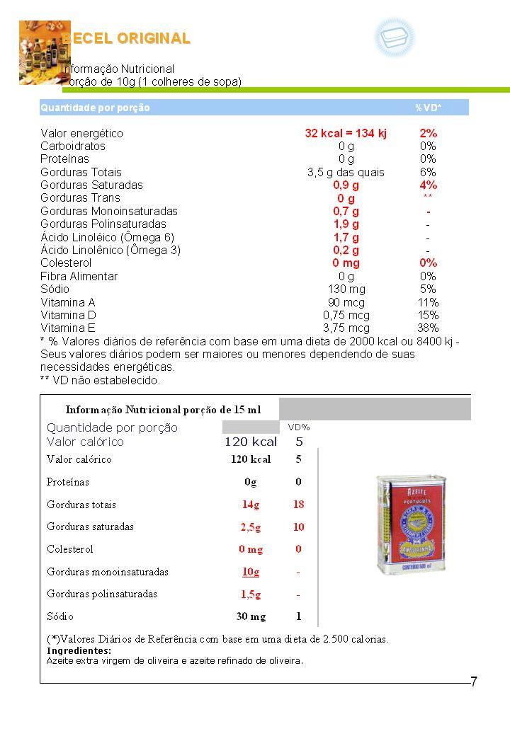 8 AZEITES VEGETAIS PREPARAÇÃO MATÉRIA-PRIMA Azeites de Sementes * semente inteira * De uva: semente inteira * * De algodão: semente envolvida em flocos e membrana rugosa AZEITES VEGETAIS Bromatologia dos alimentos – Profa.