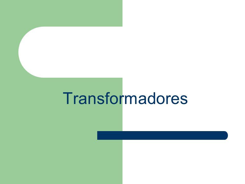 Definição É o principal elemento em uma SE estando localizado no vão de transformação.