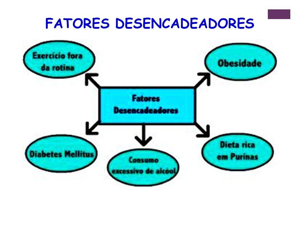 FATORES DESENCADEADORES