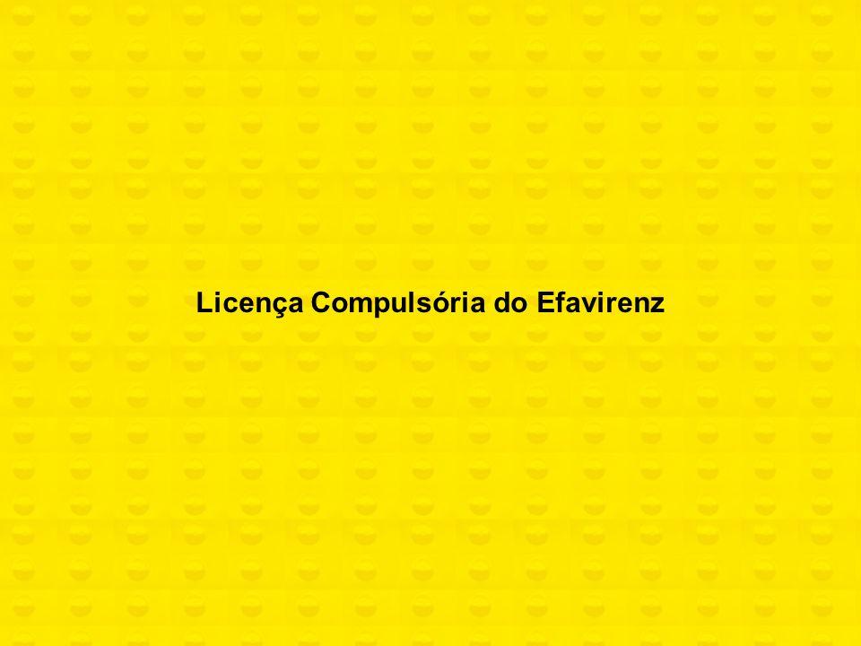 Licença Compulsória do Efavirenz