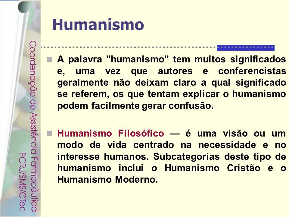 Rondineli Mendes da Silva Humanismo A palavra