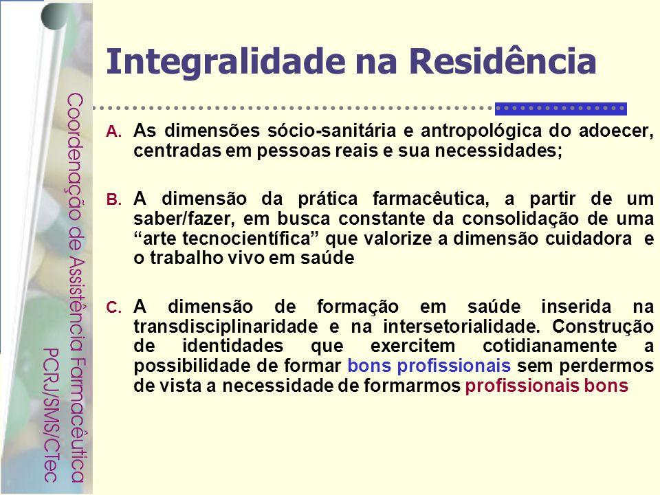 Rondineli Mendes da Silva A. As dimensões sócio-sanitária e antropológica do adoecer, centradas em pessoas reais e sua necessidades; B. A dimensão da