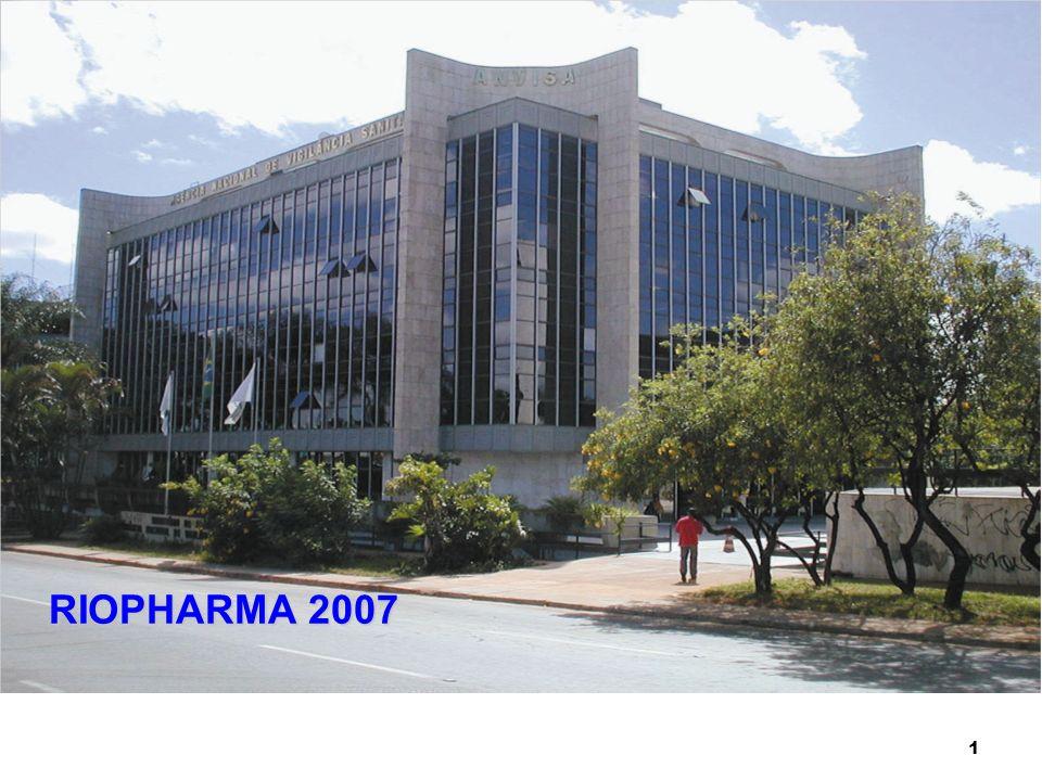 1 RIOPHARMA 2007