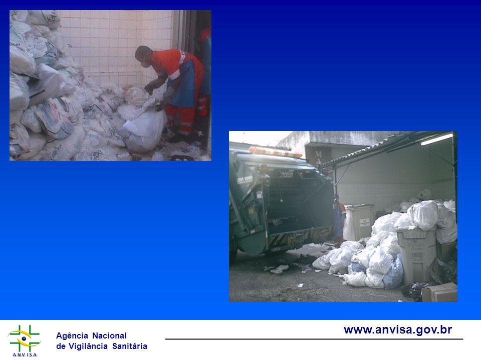 Agência Nacional de Vigilância Sanitária www.anvisa.gov.br Resíduos de Serviços de Saúde P G R S S PASSO A PASSO