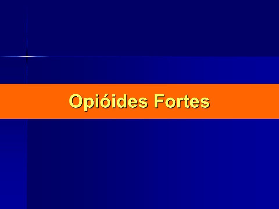 Opióides Fortes