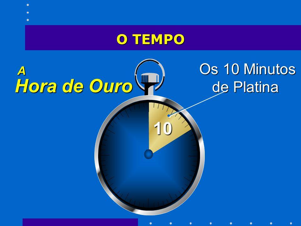 10 Os 10 Minutos de Platina A Hora de Ouro A Hora de Ouro O TEMPO