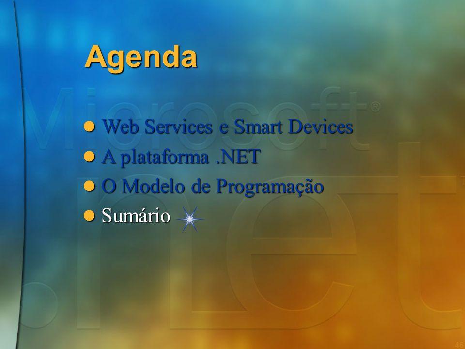 45.NET Compact Framework.NET Framework para dispositivos embebidos.NET Framework para dispositivos embebidos