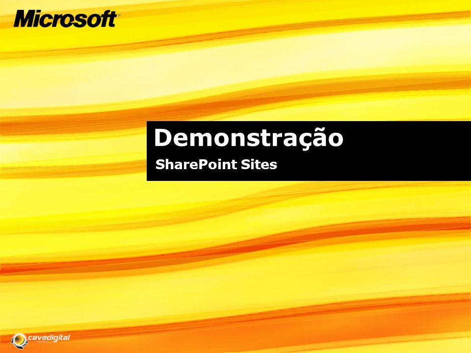 Colaboração em equipa sobre os mesmos documentos facilita a execução. Versioning: Controlo de versões dos documentos. Document Workspace - Área de tra