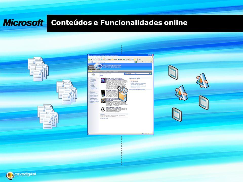Agregação MS Office SPS 2003 Technical Briefing: Overview