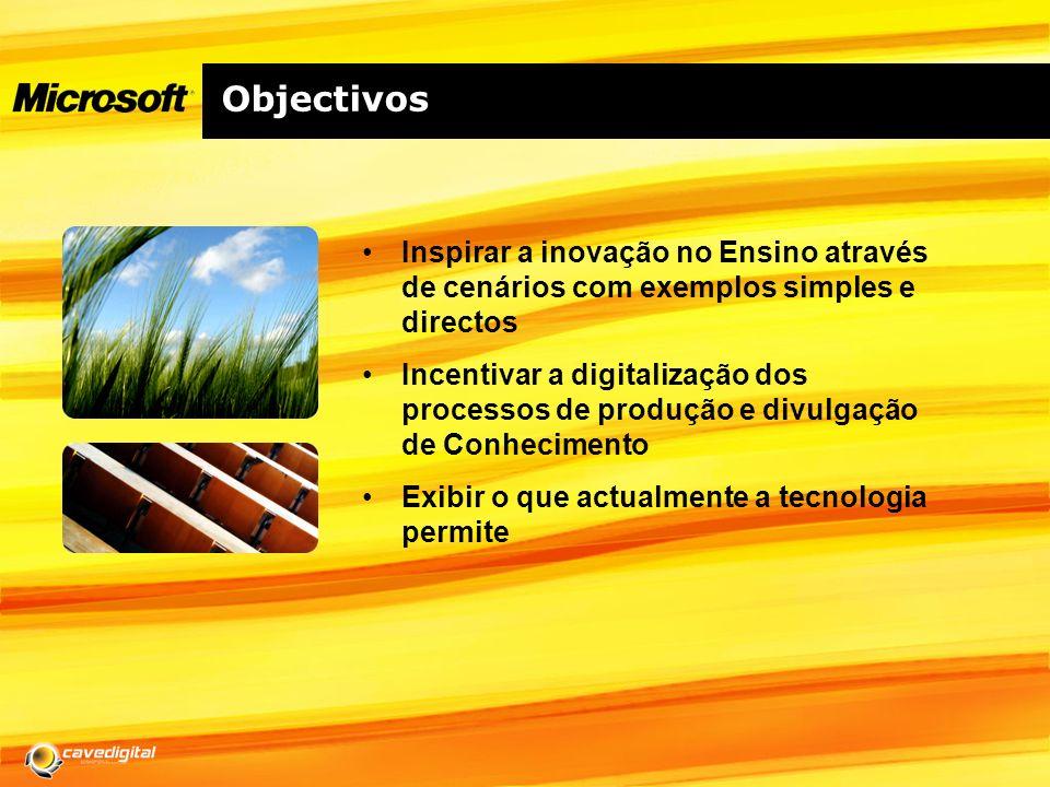 Delegação da Gestão de Conteúdos MS Office SPS 2003 Technical Briefing: Overview
