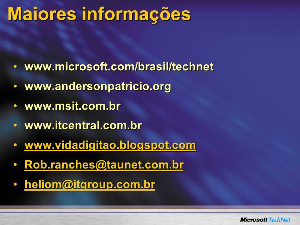 www.microsoft.com/brasil/technetwww.microsoft.com/brasil/technet www.andersonpatricio.orgwww.andersonpatricio.org www.msit.com.brwww.msit.com.br www.i
