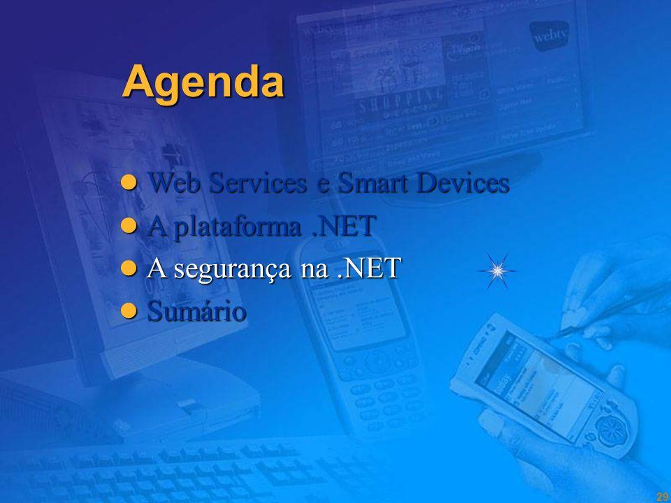 28 Como saber mais sobre a.NET Framework?.NET Framework SDK (essencial!).NET Framework SDK (essencial!) CLR, compiladores de linha de comando, debugge