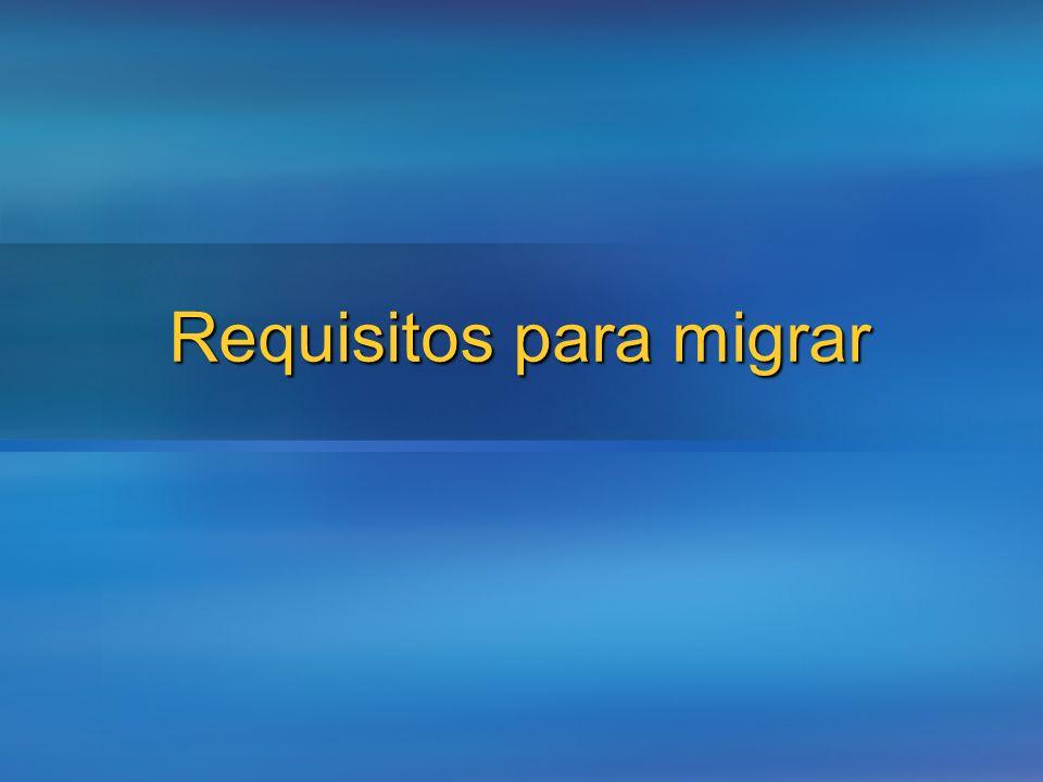 Serão necessários conhecimentos profundos de: Base de dados origem Base de dados origem Dicionário de dados ABAP Dicionário de dados ABAP Instalação de ferramentas de migração R3SETUP / SAPINST / IMIG Instalação de ferramentas de migração R3SETUP / SAPINST / IMIG Sistema operativo destino (Windows) Sistema operativo destino (Windows) Base de dados destino (SQL Server) Base de dados destino (SQL Server) Para garantir que apenas consultores qualificados pudessem executar migrações a SAP introduziu uma certifcação especial: OS / DB Migration Certification Migração SAP – Quem pode executar?