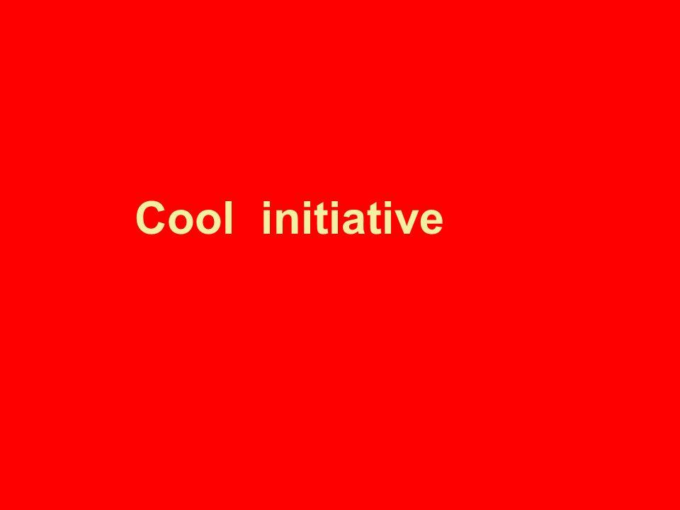 Cool initiative