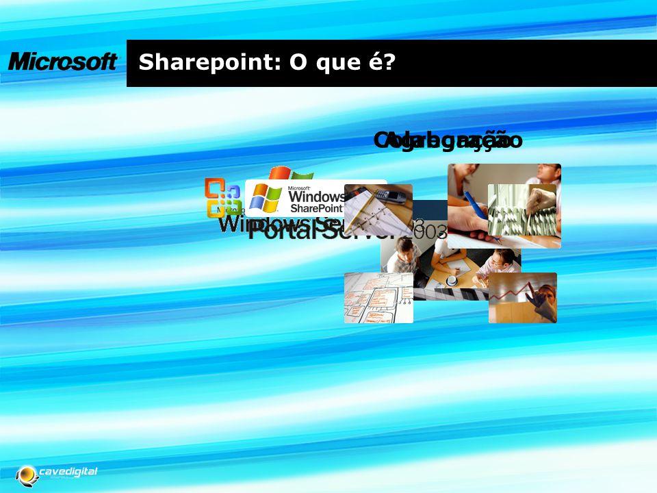Colaboração Sharepoint: O que é Agregação