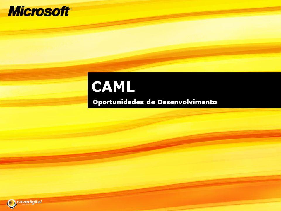 CAML Oportunidades de Desenvolvimento