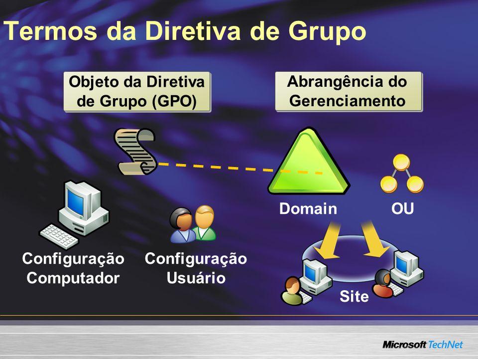 Cenários Comuns de Desktop Pouco Gerenciado Móvel Multi-usuário Estação de Aplicativos Estação de Tarefas Quiosque