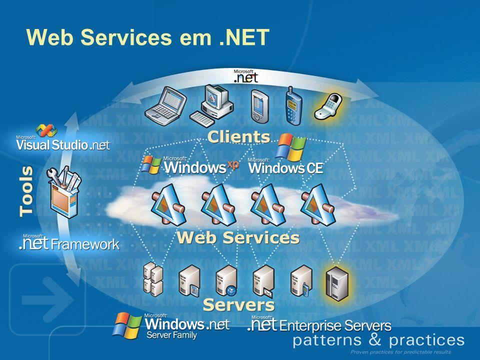 Web Services em.NET
