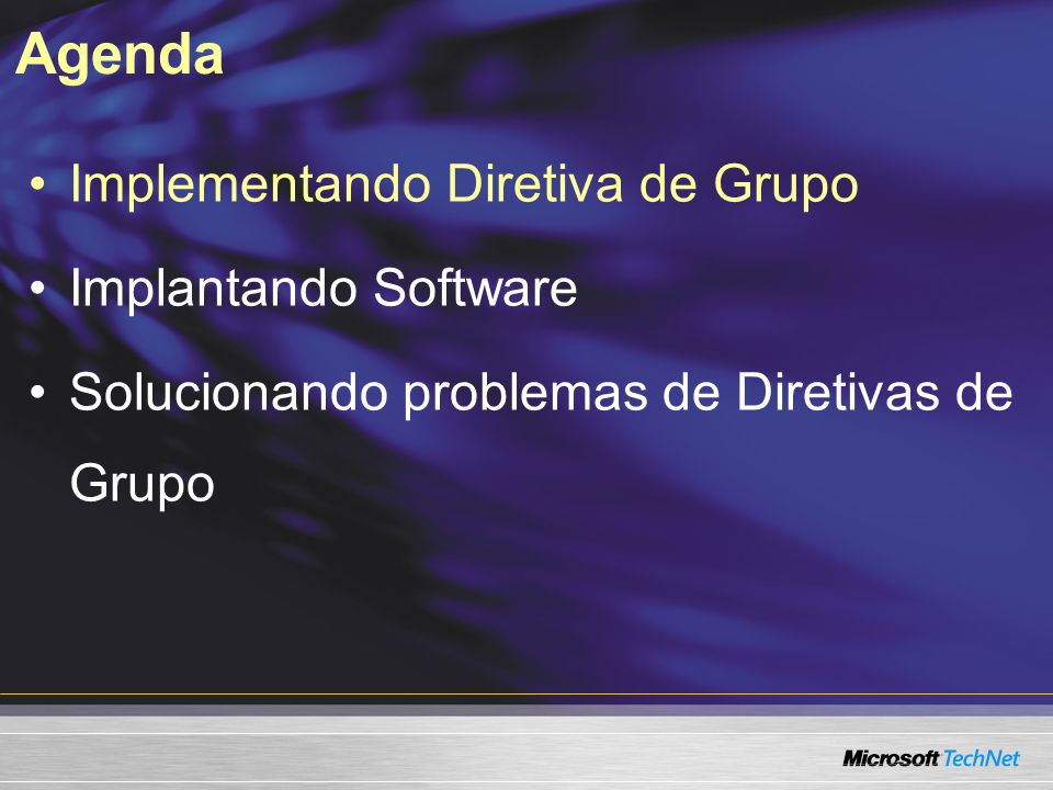 Diretivas de Restrição de Software ACL (Access Control Lists) Configurações de Segurança no Nível do Domínio Diretivas de Conta Diretivas Locais Diretivas IP Security Diretivas de Restrição de Software ACL (Access Control Lists)