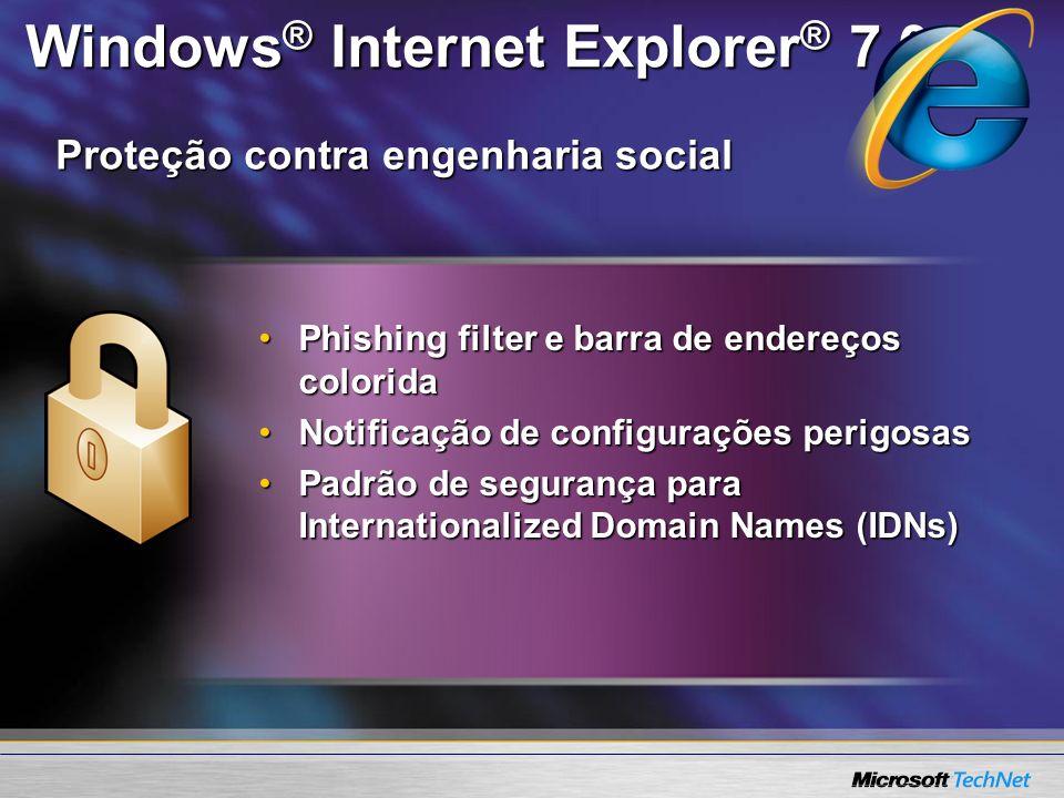 Configurando Windows Firewall Configurar um regra de entrada Configurar um regra de entrada demo demo