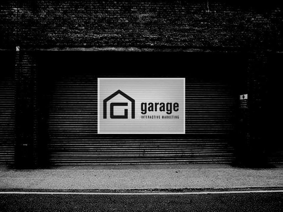 uma garagem é tão valiosa quanto as idéias que nascem dentro dela.