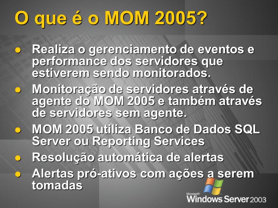 O que é o MOM 2005.