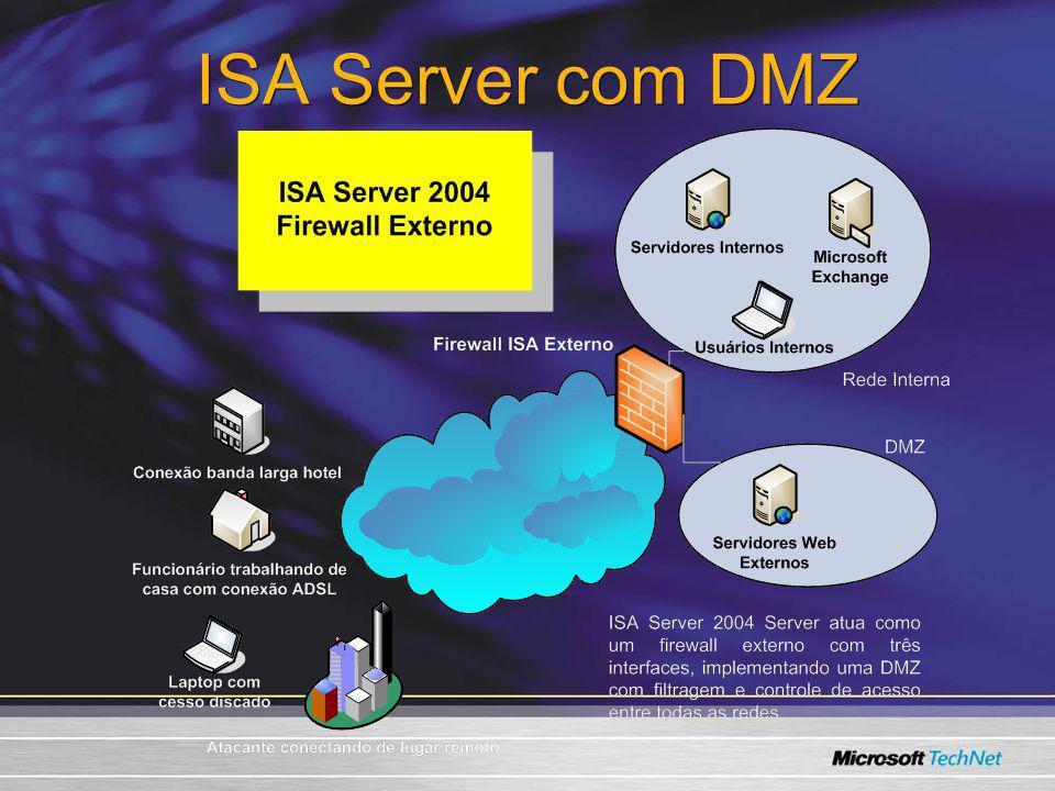 ISA Server com DMZ
