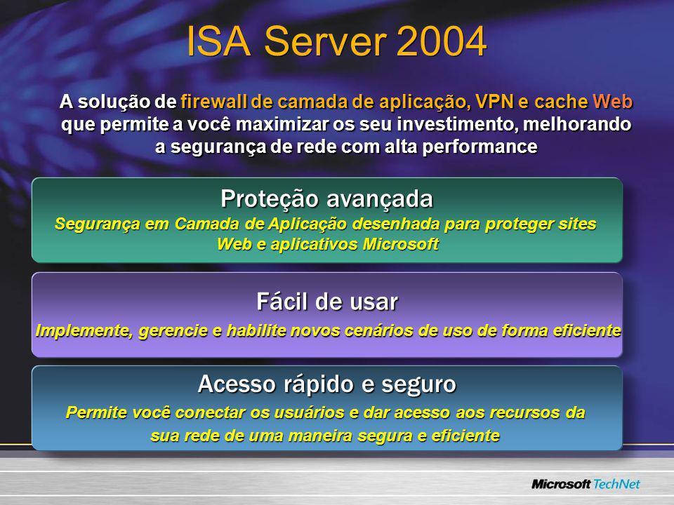 A solução de firewall de camada de aplicação, VPN e cache Web que permite a você maximizar os seu investimento, melhorando a segurança de rede com alt