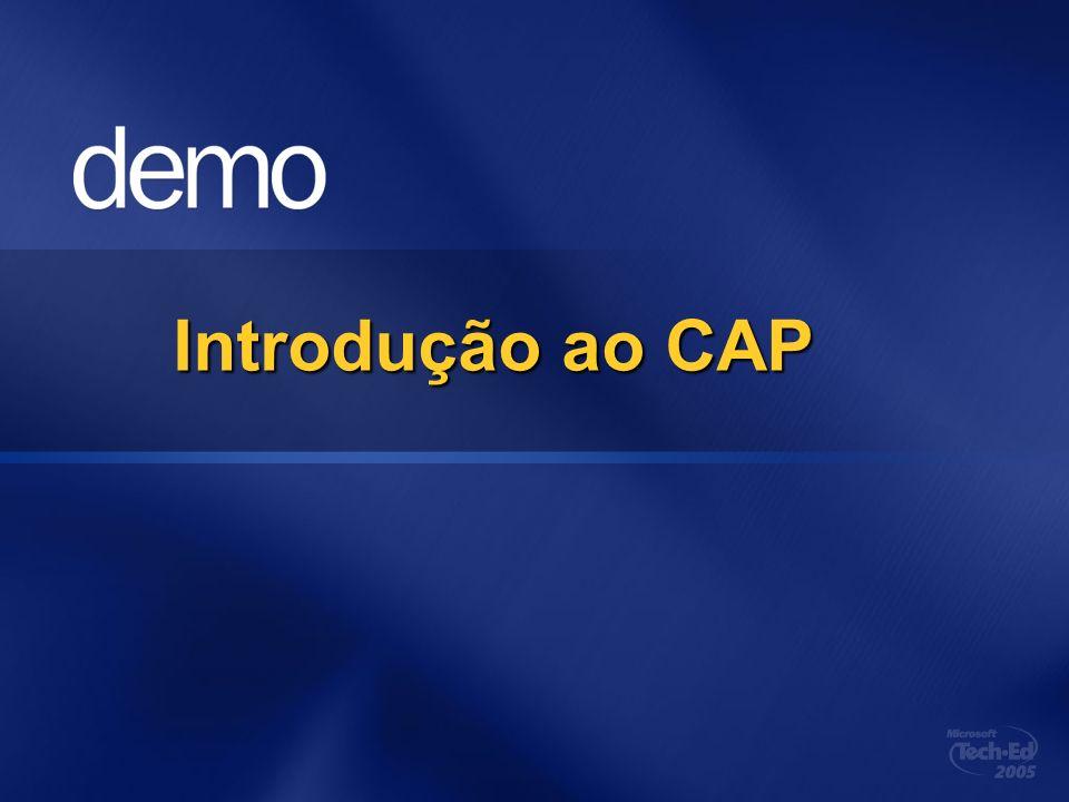Introdução ao CAP