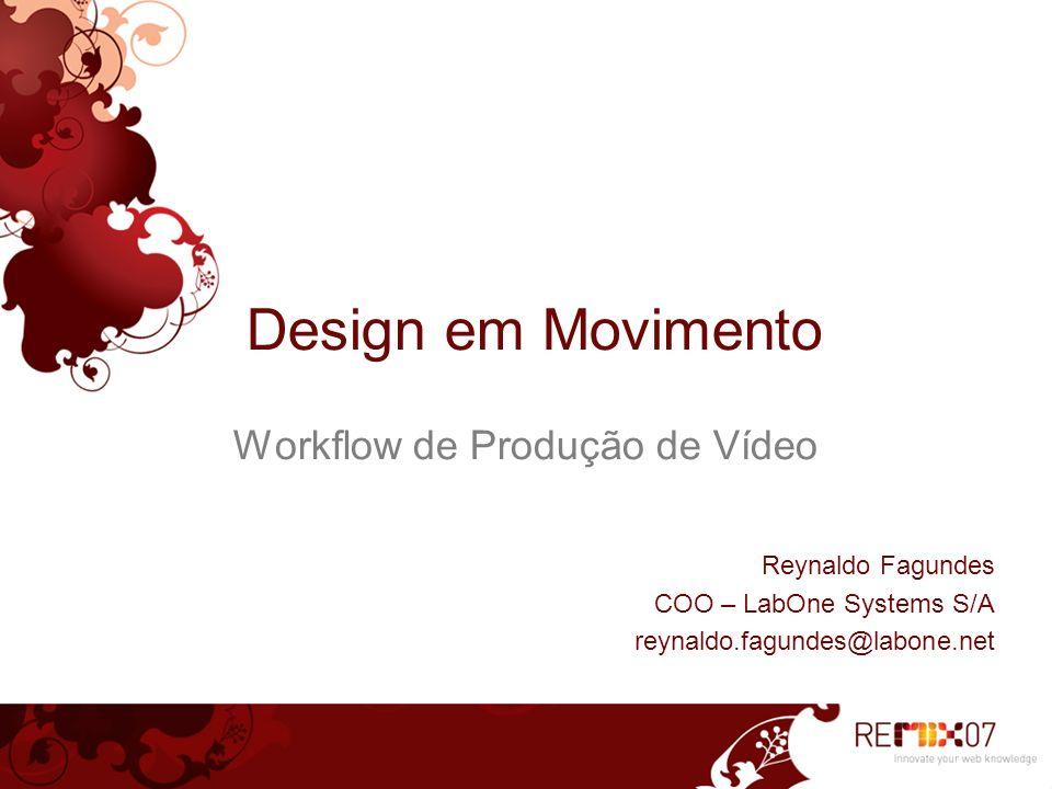 13 Pré-processamento de áudio e vídeo Interlaced video: Economia de banda.