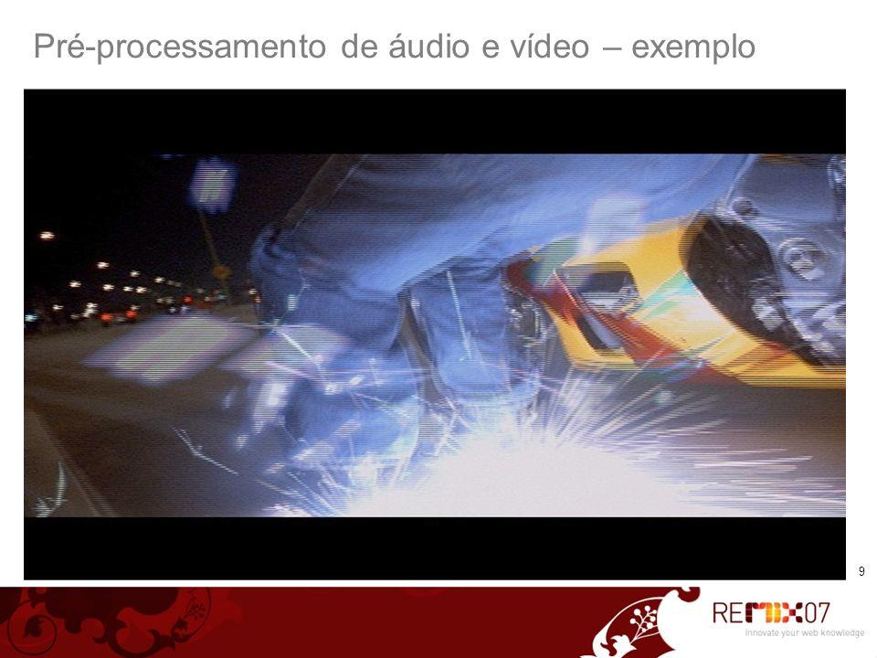 10 Pré-processamento de áudio e vídeo - deinterlaced