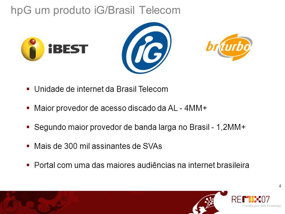 5 hpG – www.hpg.com.br