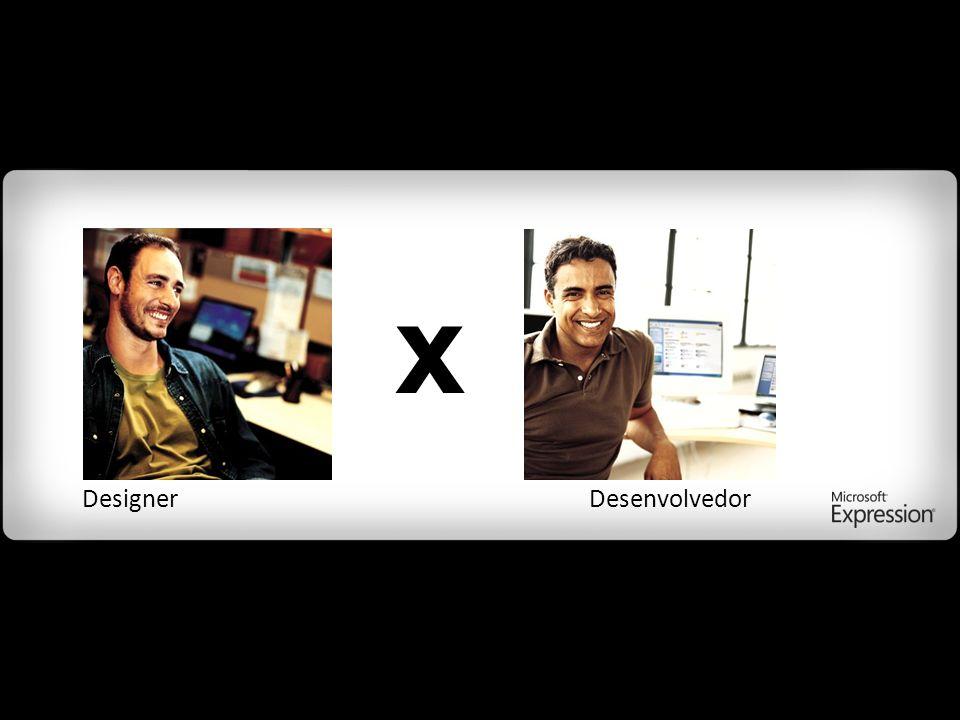DesenvolvedorDesigner x