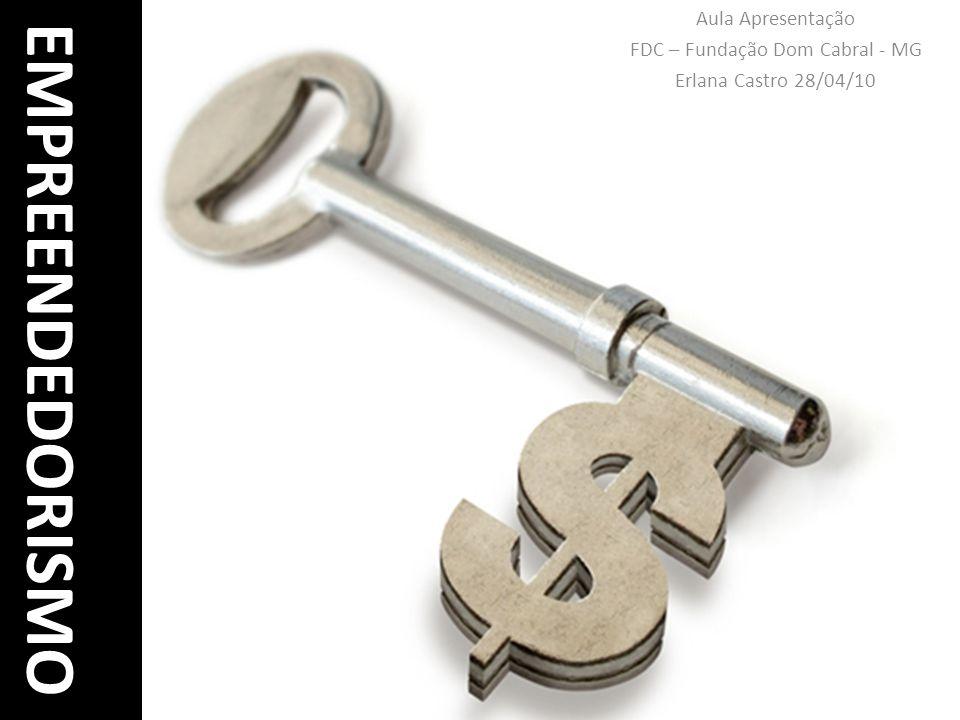 Empreendedores são figuras centrais na criação e distribuição de riqueza.