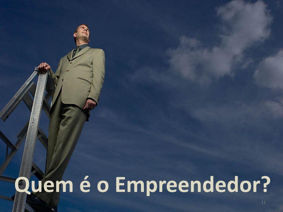 Quem é o Empreendedor? 11
