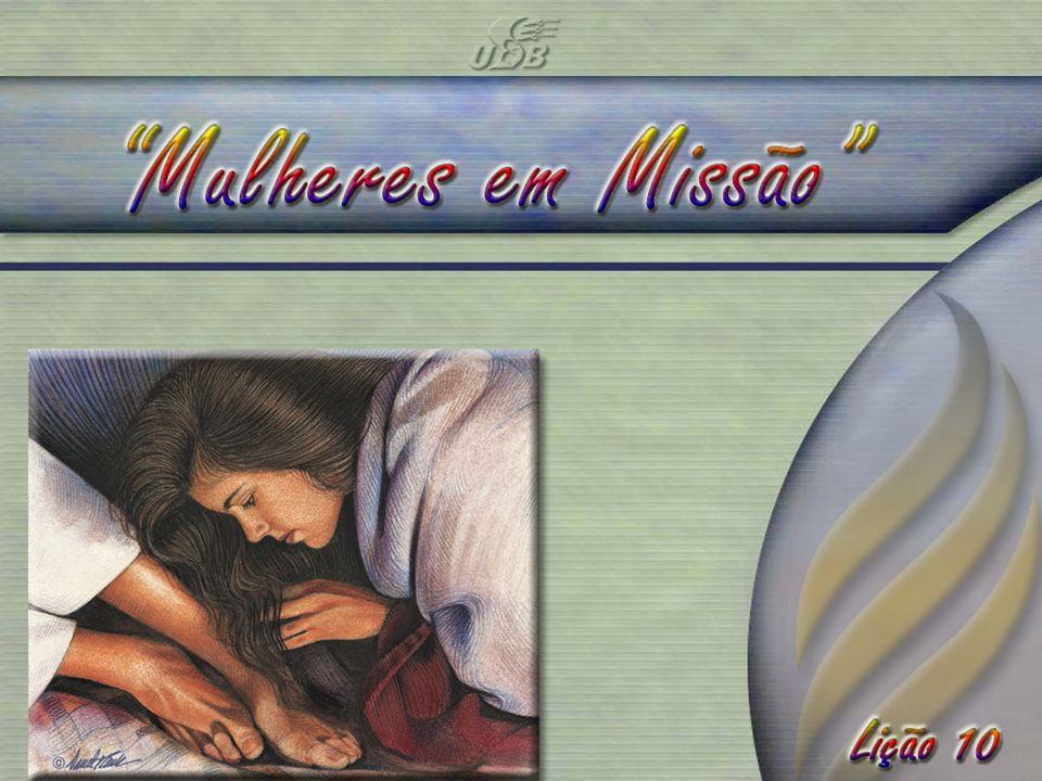 A samaritana como missionária: A segunda, uma pergunta: Este não é o Cristo, é.