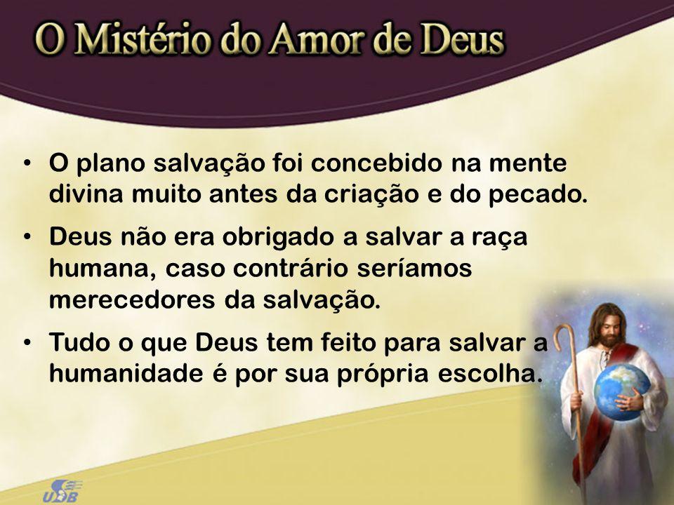 3.Jesus dizia é necessário fazer, Ele estava determinado em salvar, e você.