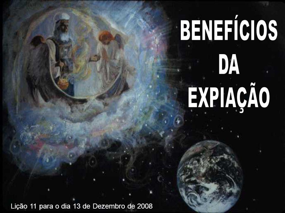 Lição 11 para o dia 13 de Dezembro de 2008
