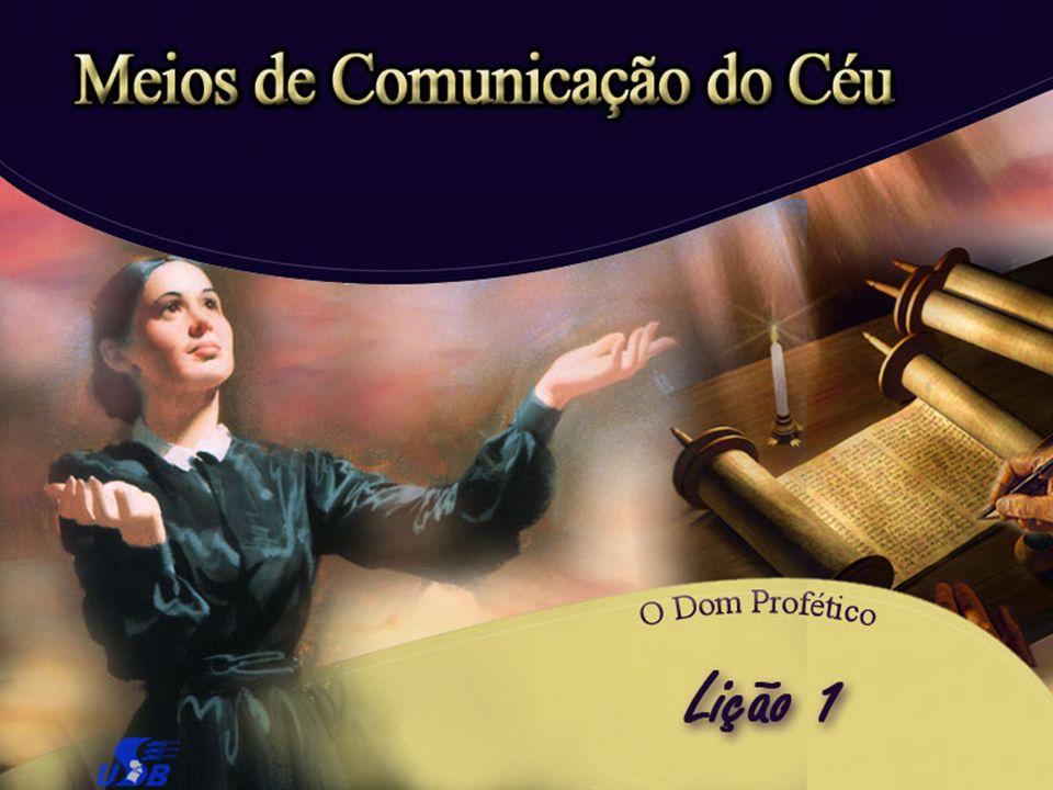 a)O profeta é chamado por Deus para ser seu porta-voz.