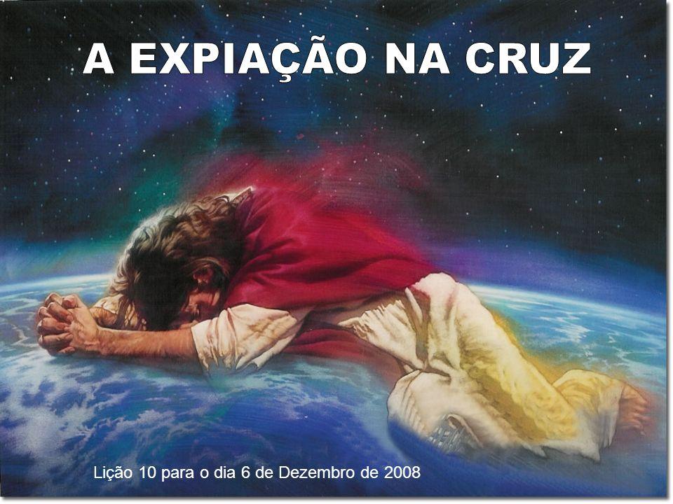 Nossa salvação foi alcançada mediante o sofrimento infinito do Filho de Deus.