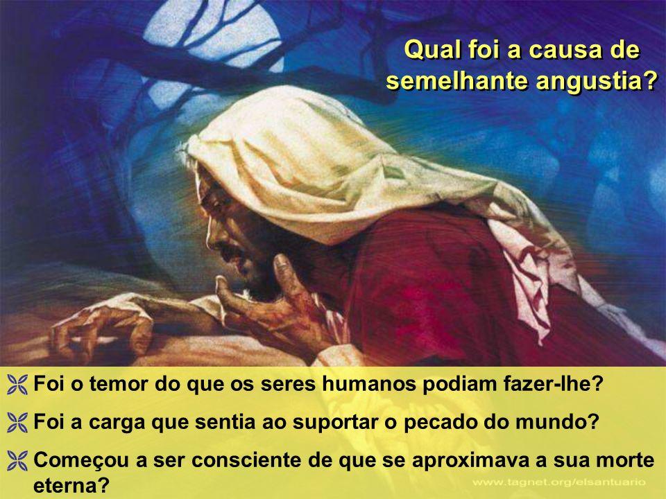 Jesus devia beber a taça da ira de Deus.
