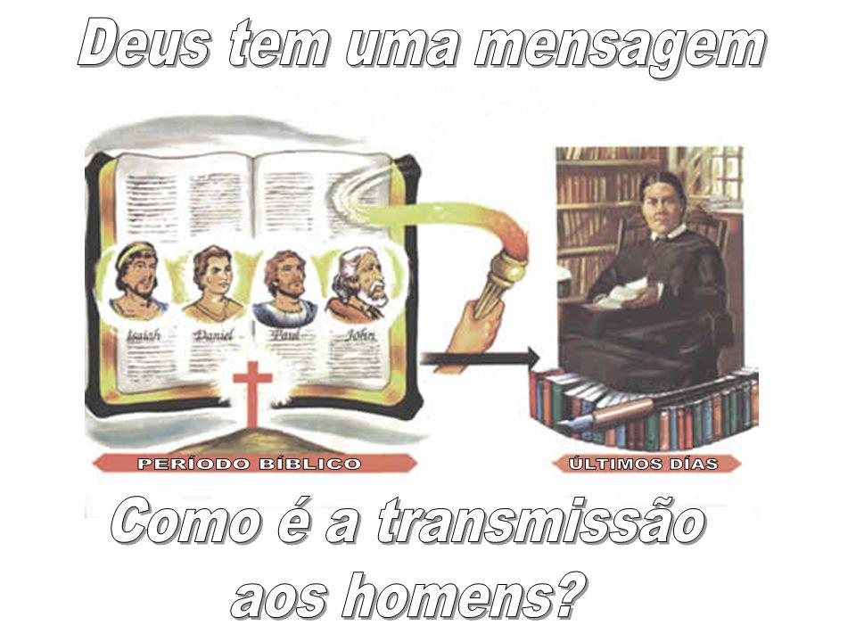 A revelação é o ato pelo qual Deus transmite uma mensagem a alguém para que esta pessoa o comunique a outras pessoas.